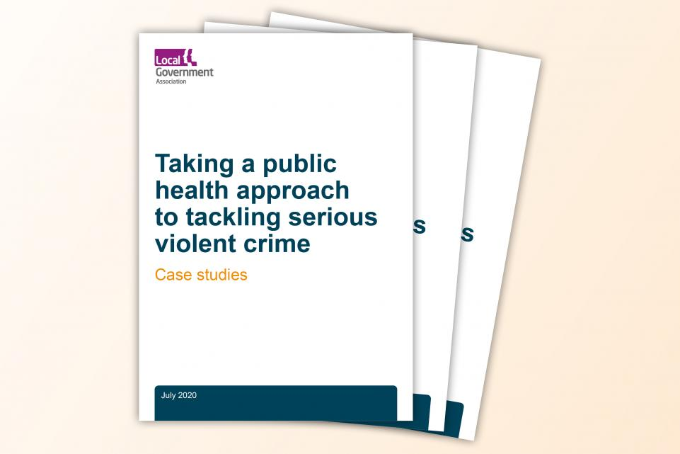 Taking a public health approach to tackling serious violent crime: case studies FEATURE